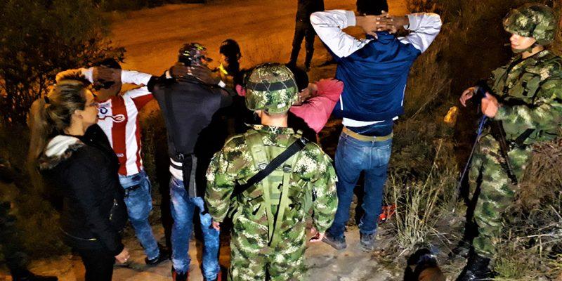 Importantes avances en materia de seguridad presenta Tocancipa