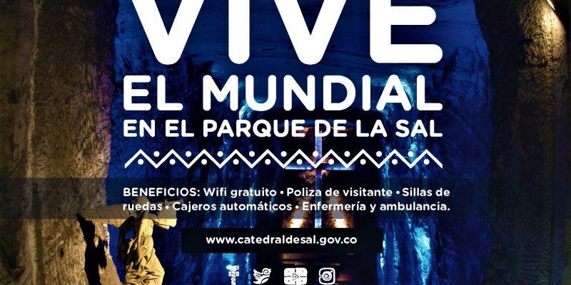 Pasaporte Vive el Mundial 24 de Junio