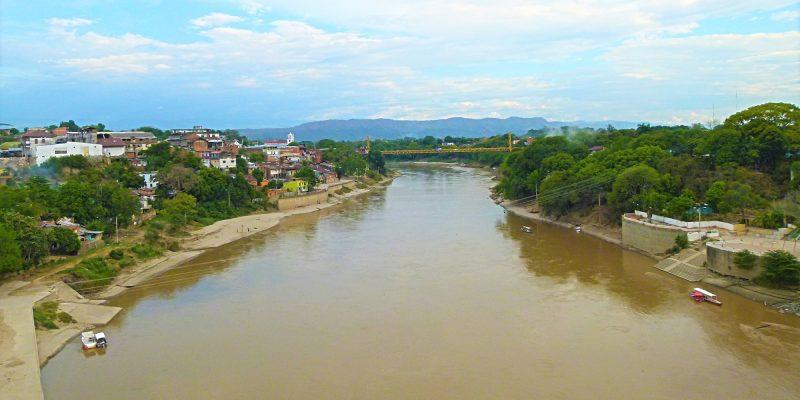 Precauciones en las poblaciones de las riberas del Rio Magdalena en Cundinamarca