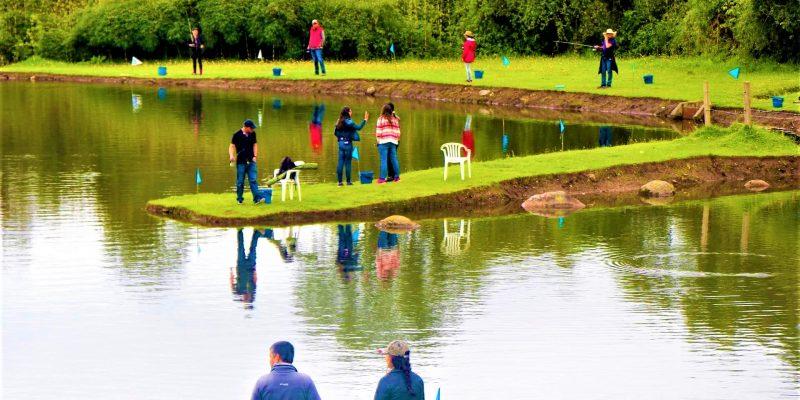 Inolvidables momentos de alegria y entusiasmo en el primer torneo de pesca deportiva de Sopo