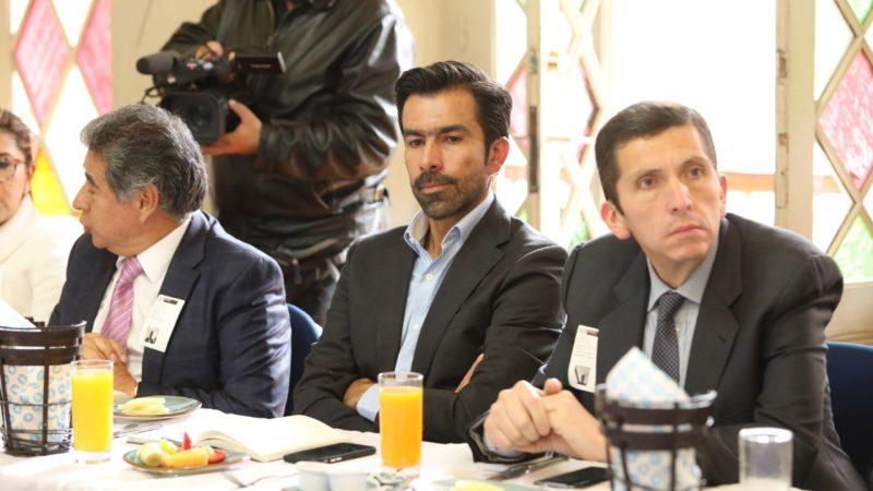 Para tratar temas de movilidad alcalde Leonardo Donoso se reunio con Ministra del Interior