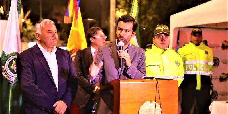 Ofensiva policial en Cajica y 4 municipios deja 22 capturas y 13.045 dosis incautadas
