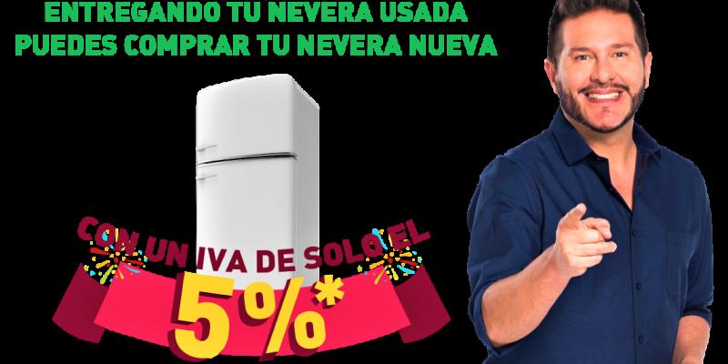 Nevera Marcelo Cezan