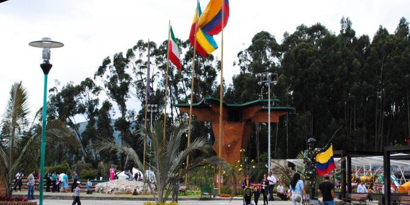 El Parque de la Sal uno de los mas exitosos Colombia