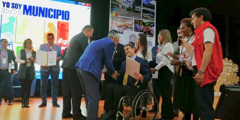 Cajica ganador del concurso Yo Soy Municipio Incluyente1