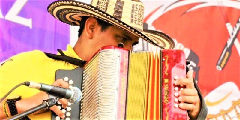Primer Festival Vallenato Corazon del Valle