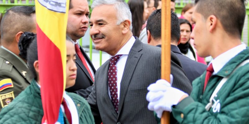 Cajica conmemora el Bicentenario de la Campana Libertadora