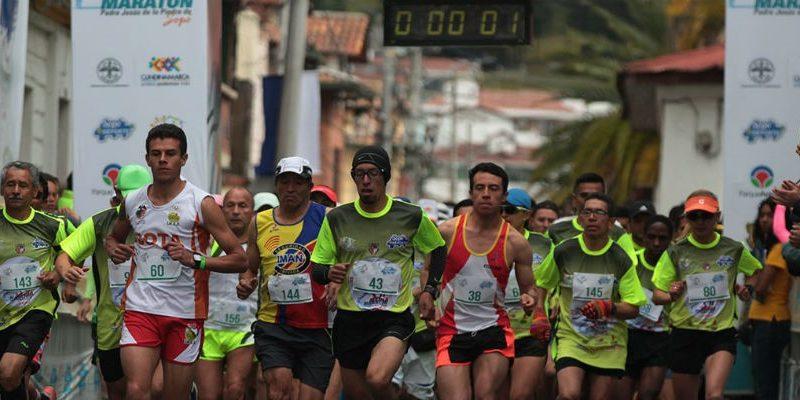 Maraton sopo 1