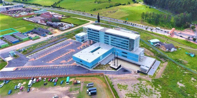 Ad portas el funcionamiento del Nuevo Hospital Regional de Zipaquira1