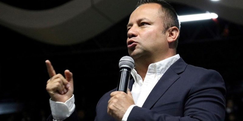Alcalde Wilosn Garcia