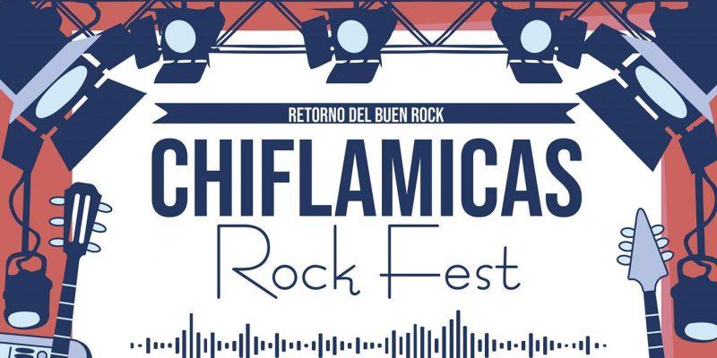 Chiflamicas el festival de rock que no se puede perder en Zipaquira