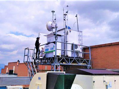 Declarado nivel de prevencion por calidad del aire en Soacha y Mosquera