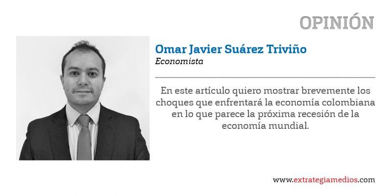 Economia colombiana puesta a prueba
