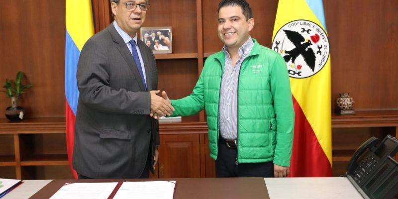 Funcion Publica y Gobernacion firman convenio para mejorar rendicion de cuentas