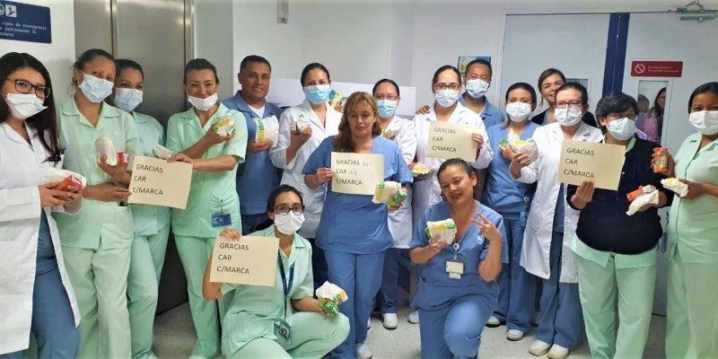 La CAR insta a entidades publicas apoyar al personal hospitalario durante la cuarentena