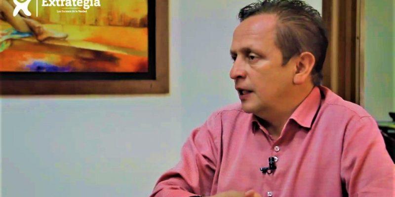 Alcalde de Sopo Miguel Alejandro Rico Suarez copy