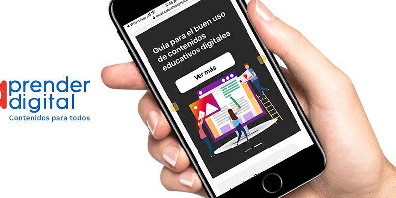 Colombia Aprende la app gratuita que pretende llegar a los rincones de Colombia