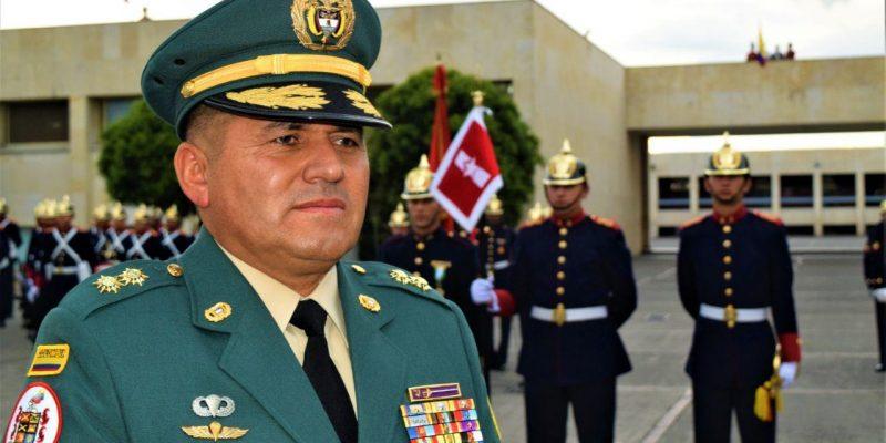 General raul Antonio Rodriguez