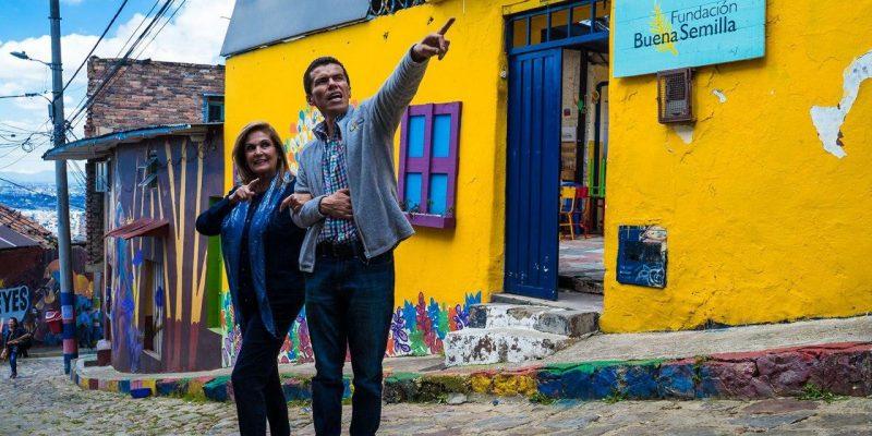 Gente del comun fuera de lo comun historias unicas con Magda Egas