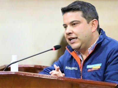 Gobernador pide autorizacion para con recursos CAR atender emergencia por Covid 19