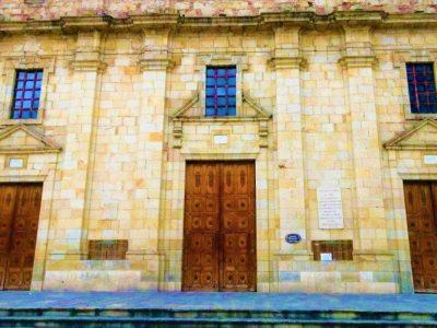 Semana Santa a puerta cerrada pero con el corazon abierto en la Diocesis de Zipaquira