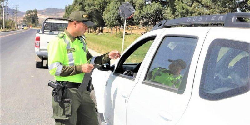 Tramite de entrega de vehiculos inmovilizados en Cundinamarca desde el simulacro vital