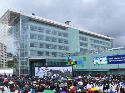 Zipaquira dentro de los 5 hospitales que atenderan Covid 19 en Cundinamarca