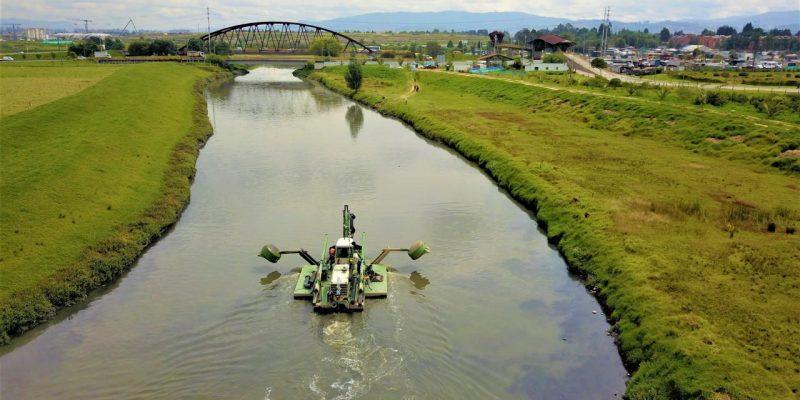 Avances en descontaminacion del Rio Bogota y lo que viene para este importante afluente2