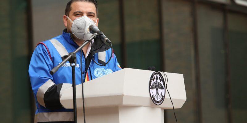Ayer se registro el numero mas alto de contagios de covid 19 en Cundinamarca 2
