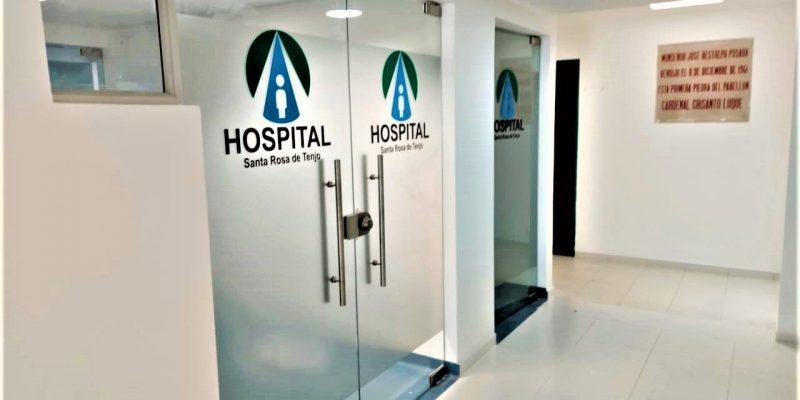 Hospital Santa Rosa de Tenjo renovo su infraestructura hospitalaria2 copy