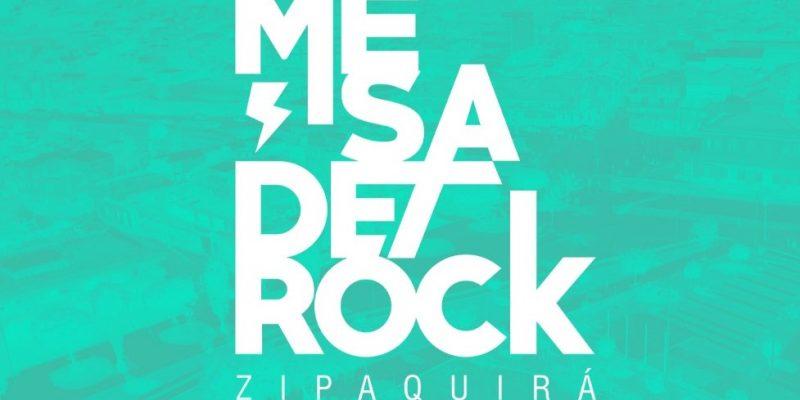 Mesa de Rock Zipaquira el poder del confinamiento para avanzar 3