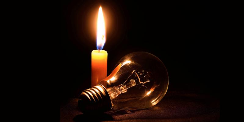 Ojo Cortes de energia en Sabana Centro