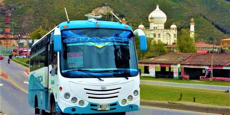 Se inicio ruta de transporte publico entre Sopo y Cajica