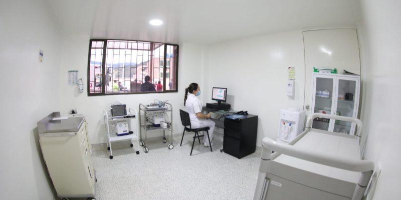 Villapinzon cuenta con servicio de urgencias