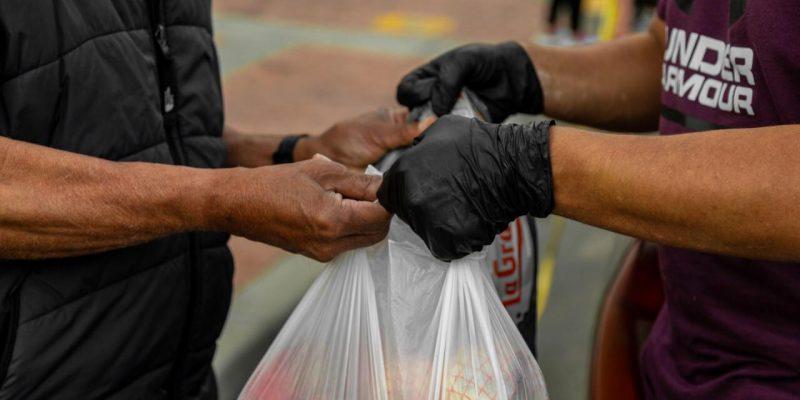 ayudas para enfrentar el hambre que desperto la pandemia