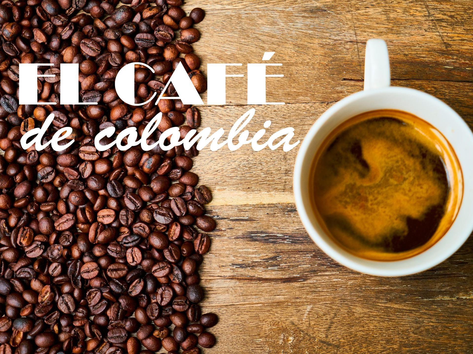 El auténtico café… el de Colombia