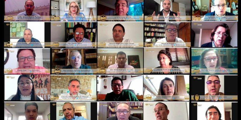 En octavo debate aprobada la Region Metropolitana Bogota Cundinamarca