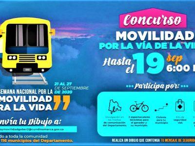 Concurso Movilidad por la Via de la Vida