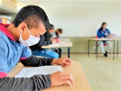 Gobierno adopta protocolo de bioseguridad en Instituciones de Educacion