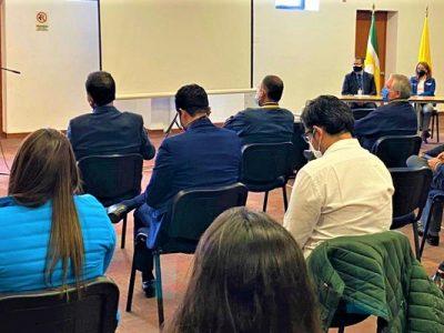Concluyo la semana de la Ciencia Tecnologia e Innovacion en Cajica