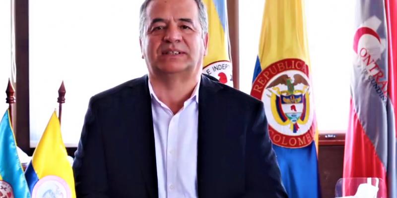 Contraloria de Cundinamarca e ICCU realizan mesas de trabajo con alcaldes as