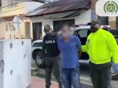 Enviados a la carcel presuntos responsables de homicidio colectivo en Guaduas