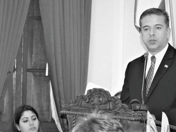 Personero de Zipaquira avala iniciativas que fortalezcan los DH y el respeto al DIH