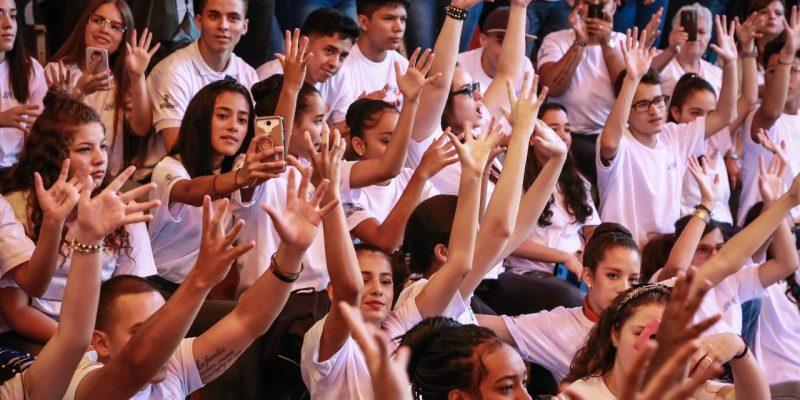 Procuraduria insto a Colombia Joven para que conforme la plataforma nacional de juventud