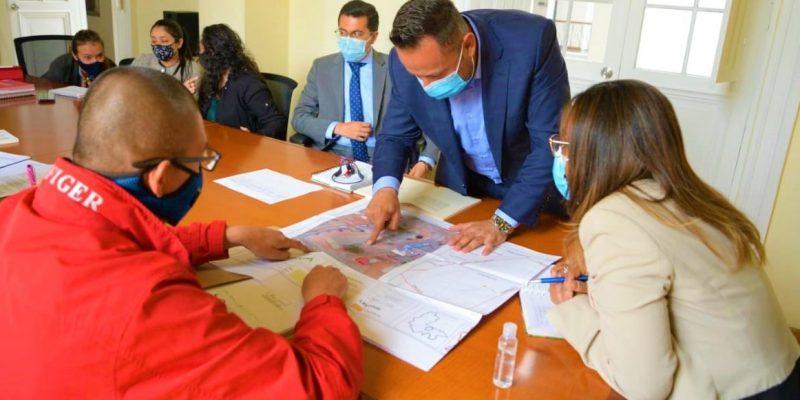 Se gestionan mas recursos para fortalecer la cultura y el emprendimiento en Zipaquira