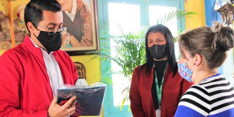 Se inicia apertura de la segunda fase de apoyo a la reactivacion en Zipaquira