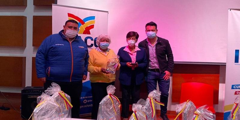 El dia nacional de Accion Comunal fue celebrado en Cundinamarca