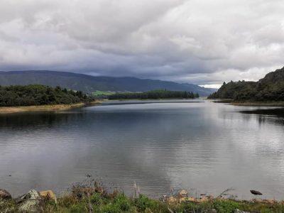 El nivel del agua de las represas va en aumento