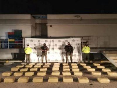 Incautan 254 kilos de marihuana en Cundinamarca