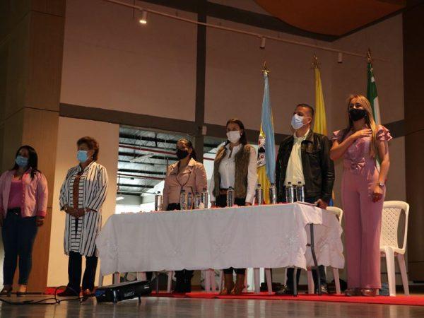 Personero de Zipaquira respalda decididamente la prevencion de la violencia contra la mujer 4